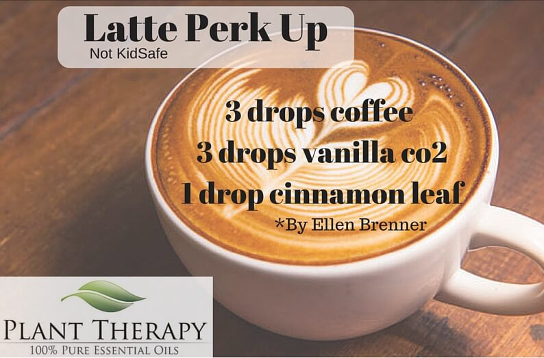 Essential Oil for Coffee Addict Latte Ingredients