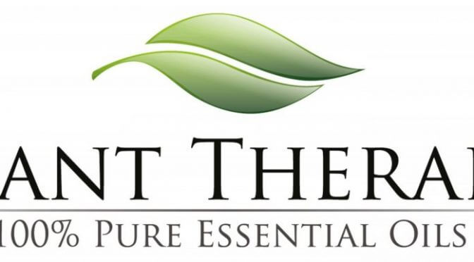 Plant Therapy 100% pure essential oils logo