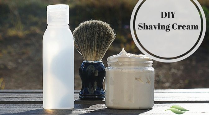 Gifts for Him: Shaving Cream and Aftershave