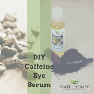 Plant Therapy DIY Caffeine Eye Serum