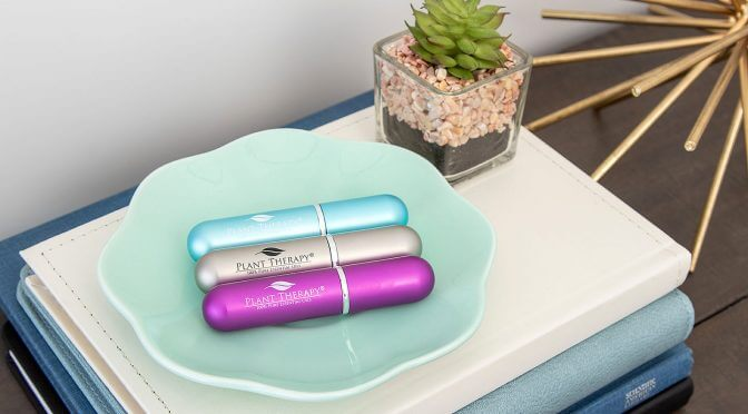 How to Use Your Personal Aromatherapy Inhaler