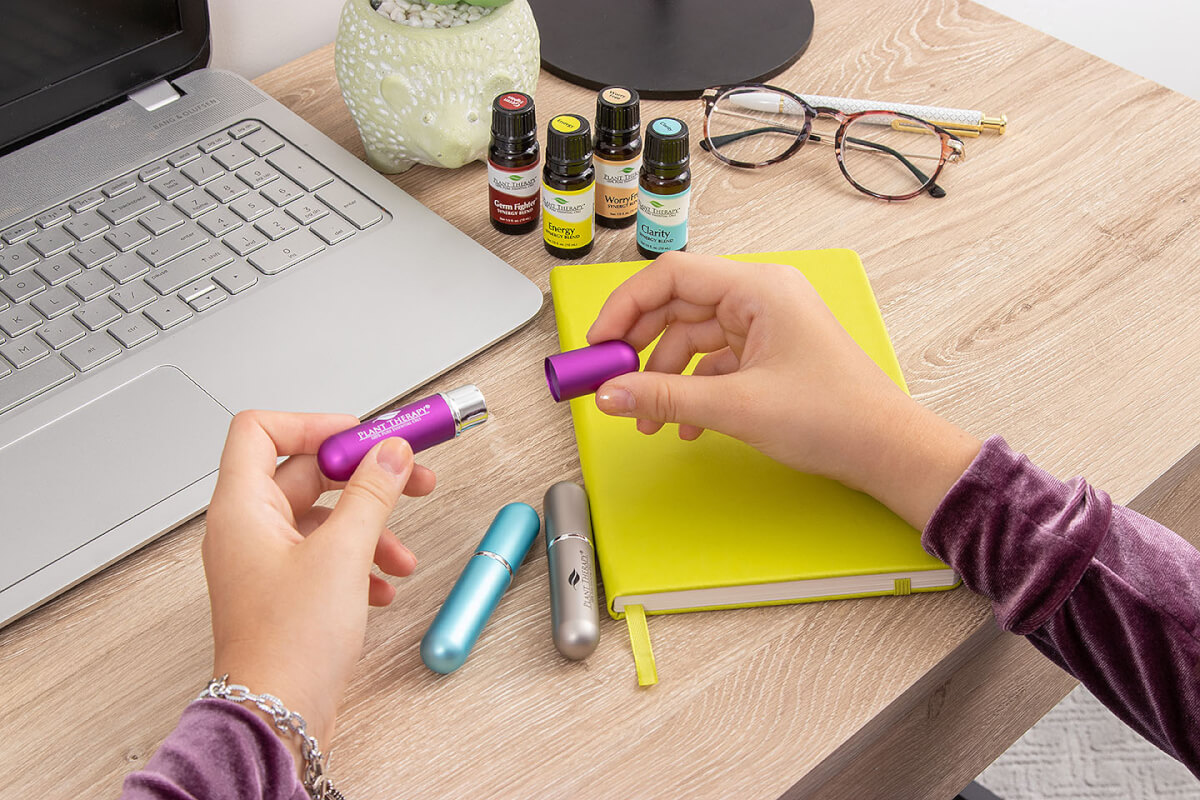 Plant Therapy Inhaler Essential Oils