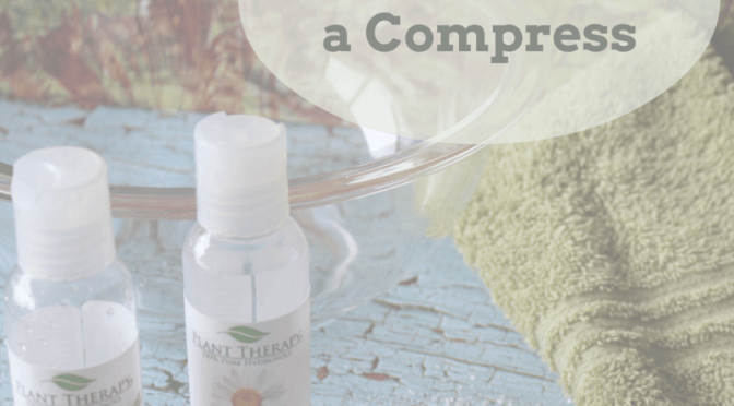 How to make a compress