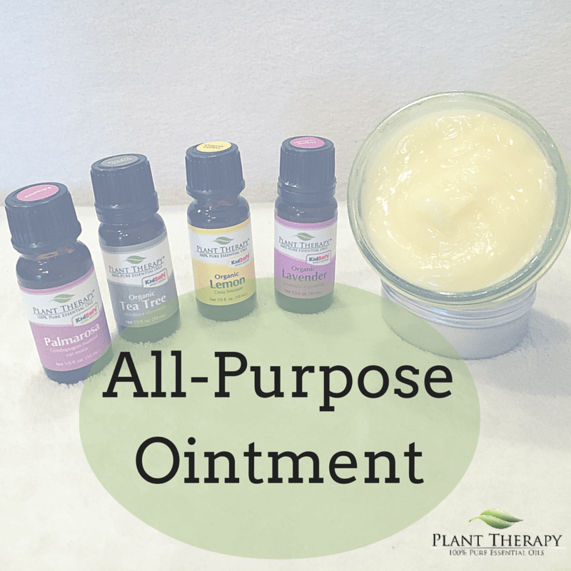 Plant Therapy Multi-Purpose DIY Ointment