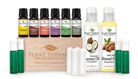 Plant Therapy Home Wellness Essential Oil Kit