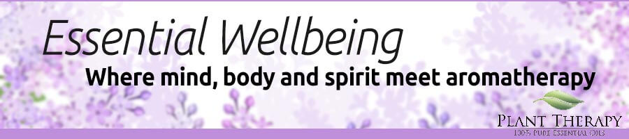 Essential well-being. Where mind, body, and spirit meet aromatherapy.
