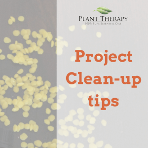 Project CLean-up tips