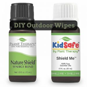 DIY Outdoor Wipes
