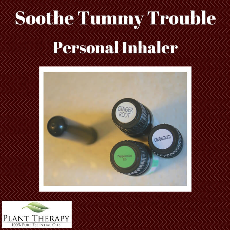 Soothe Tummy Trouble
