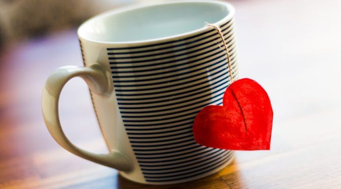 A Cup of Compassion -- Part I