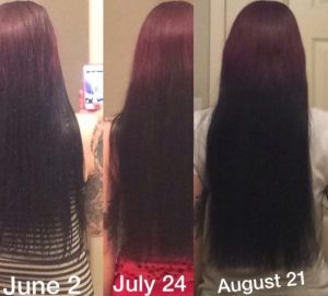 Kendra 3 month update