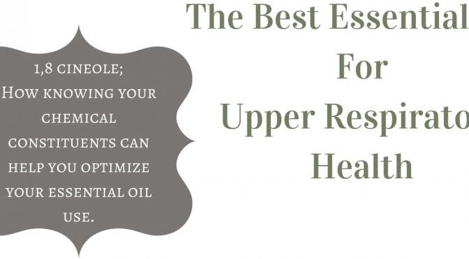 The Best Essential Oils For Respiratory Health