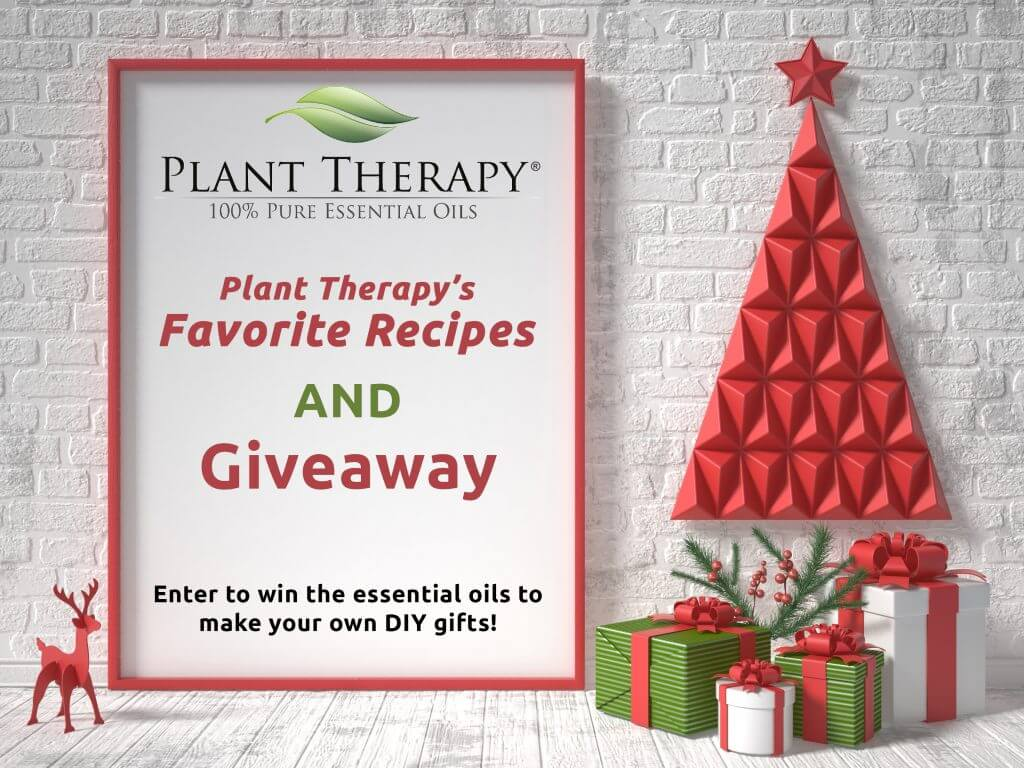 Plant Therapy's Holiday Giveaway