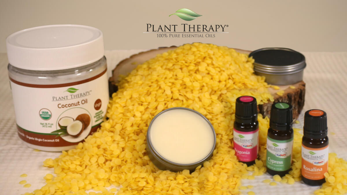 Plant Therapy DIY vapor rub