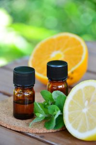 Essential Oils Do Not Replace Medication