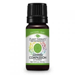 Plant Therapy's Chakra Synergy essential oils promote balance, inner peace and happiness.