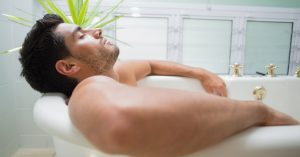 Essential Oils in the Bath