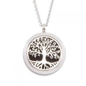 Essential Oils diffusion with Jewelry - necklace diffuser