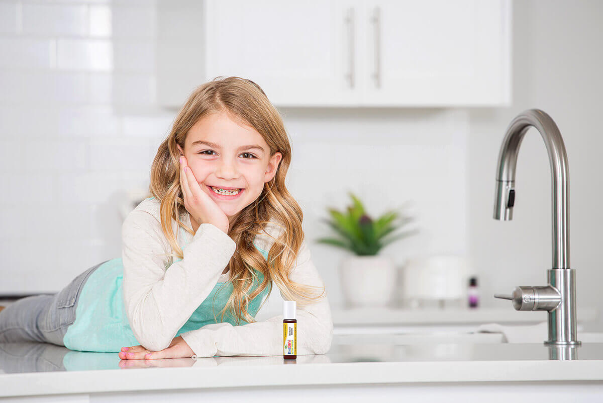 essential oils just for kids