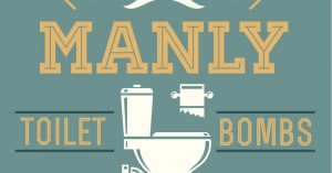 DIY Essential Oil Toilet Bomb for The Sporty Dad
