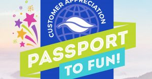 Don't Forget to Fill Out Your Passport!