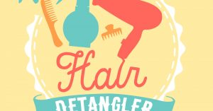 Essential Oil Beach Hair Detangler DIY