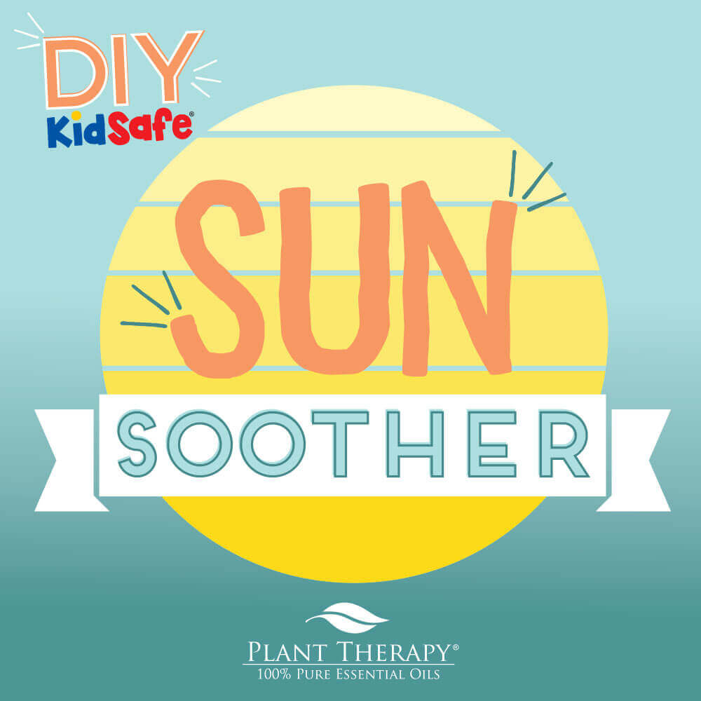 Sun Soother Essential Oil DIY for Sunburn Relief