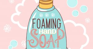 Plant Therapy Essentials: Foaming Hand Soap DIY