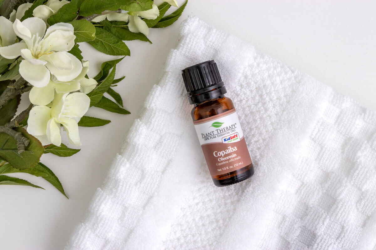 Benefits of Copaiba Oil