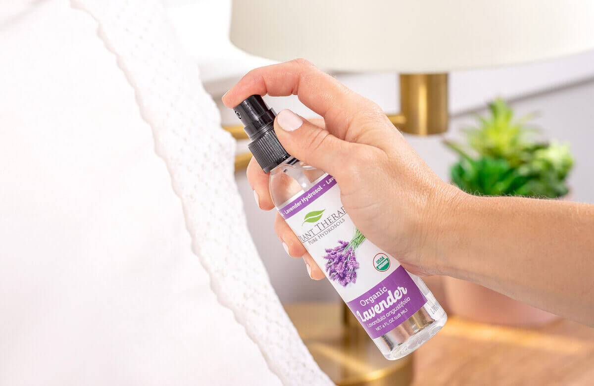 use lavender to alleviate pain