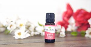 August Essential Oil of the Month: Tropical Passion