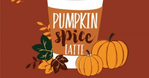 Plant Therapy Pumpkin Spice Latte Diffuser Blend DIY Project Recipe Sticker