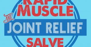 Plant Therapy Essentials: Rapid Muscle Relief