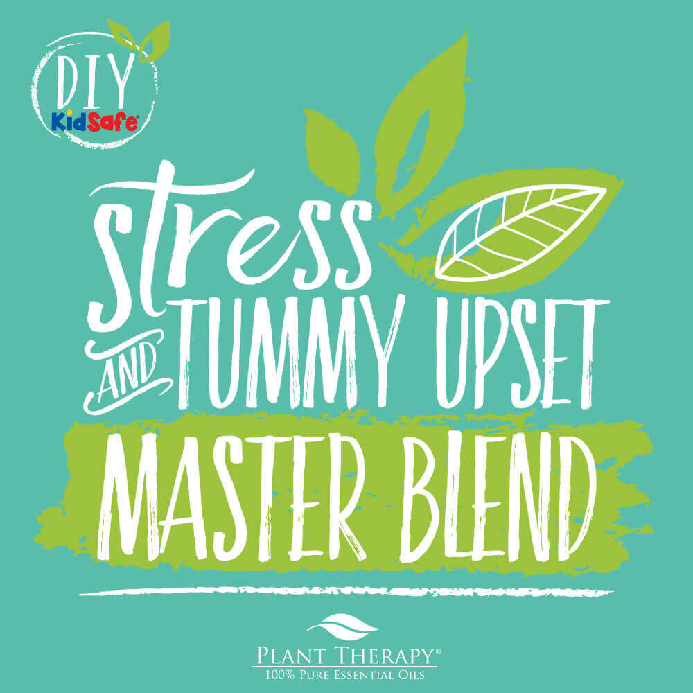 Plant Therapy Stress and Tummy Upset Blend