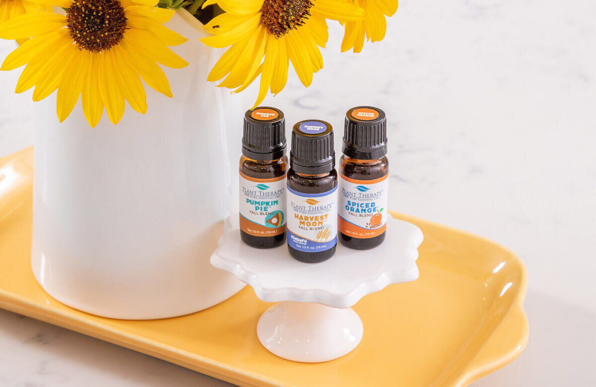 10 Of The Most Fall Tastic Essential Oils Everyday Essentials