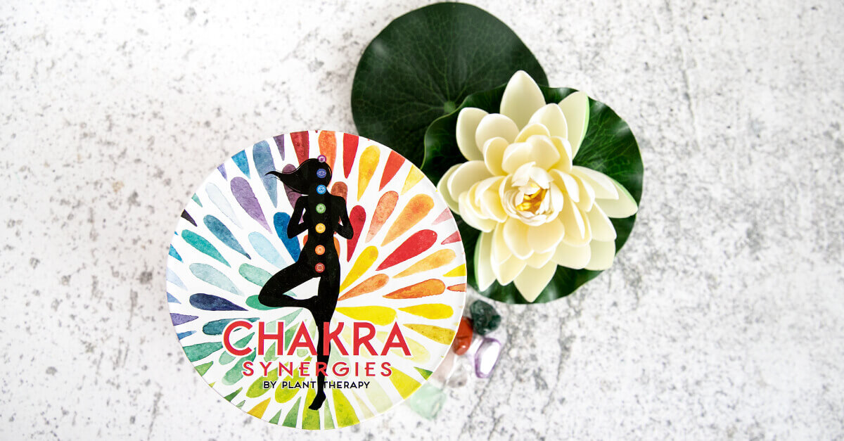 chakra set of plant therapy oils