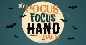 DIY Essential Oil Hocus Focus Hand Balm