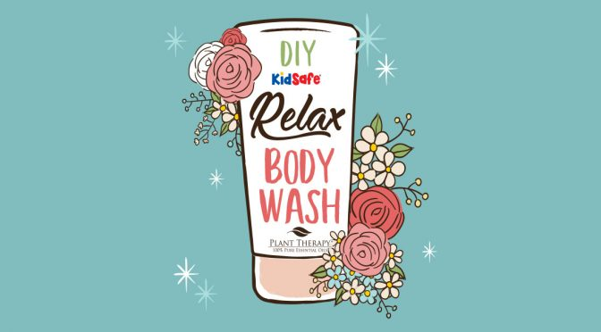 Plant Therapy Essentials: Relax Body Wash
