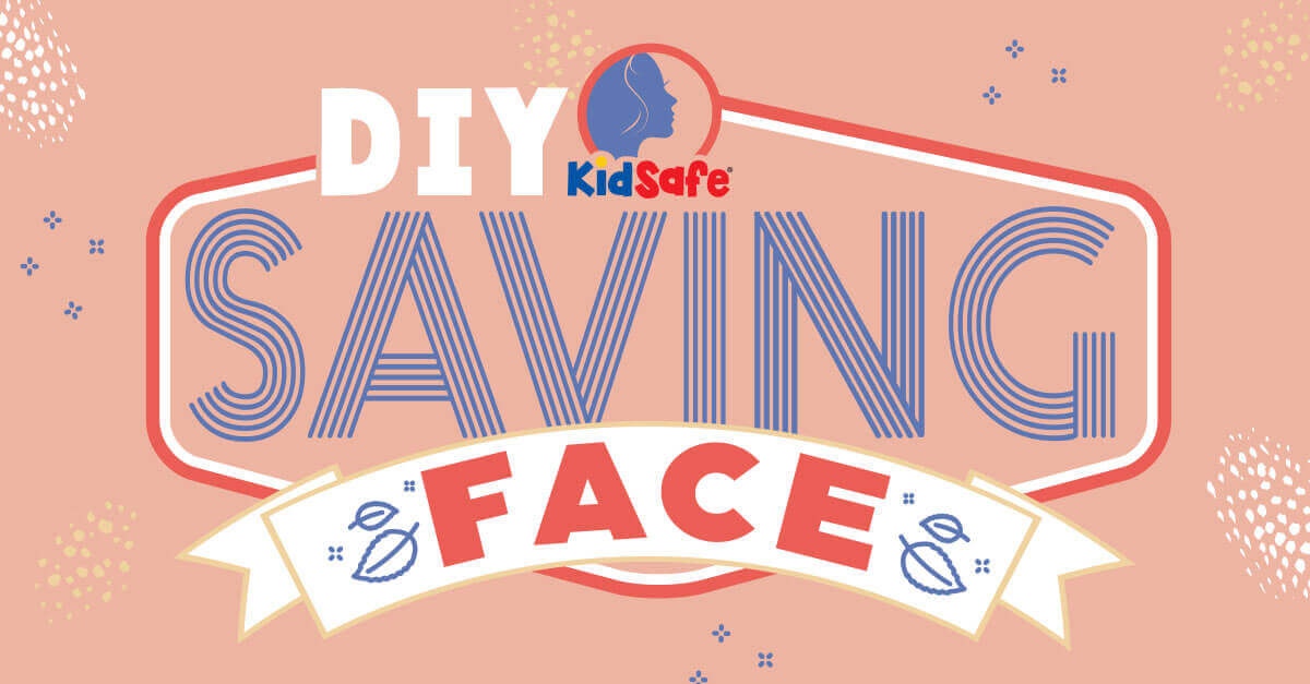 Plant Therapy KidSafe Saving Faces DIY Project Recipe sticker