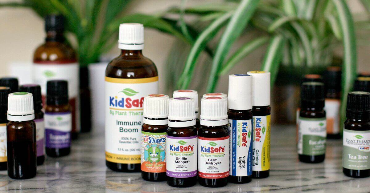 kidsafe essential oils