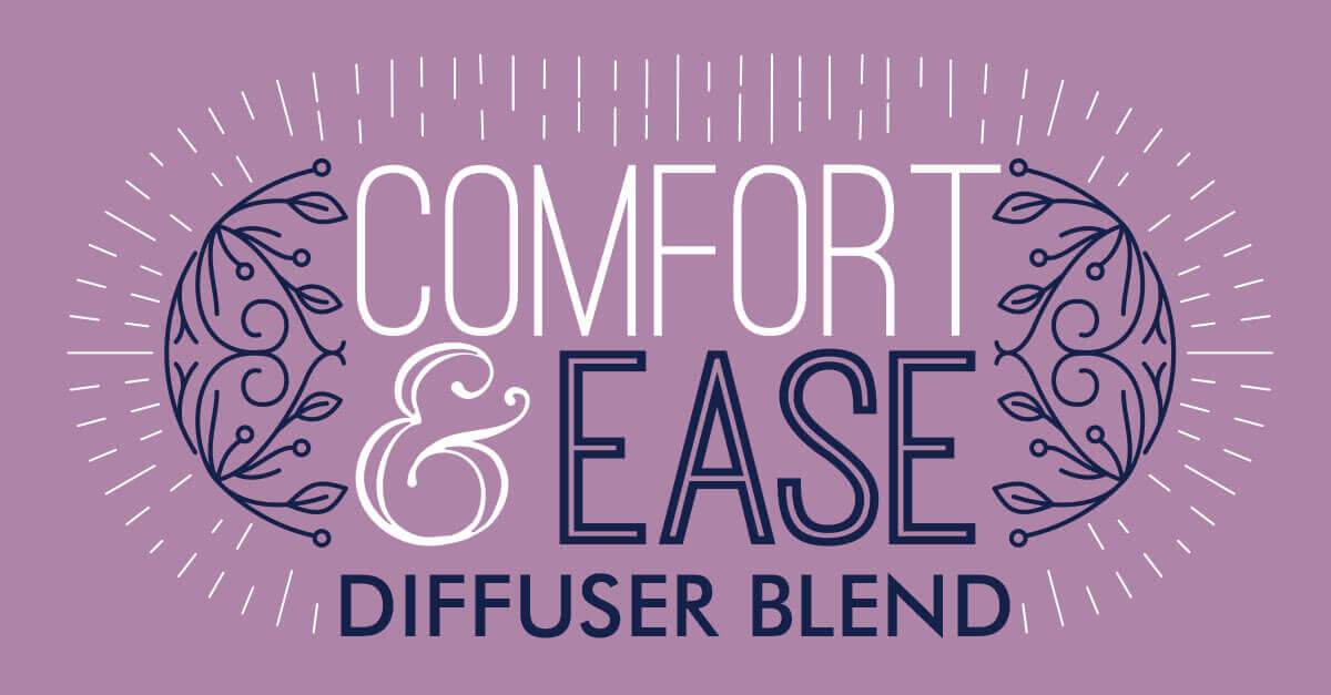 comfort and ease diffuser blend