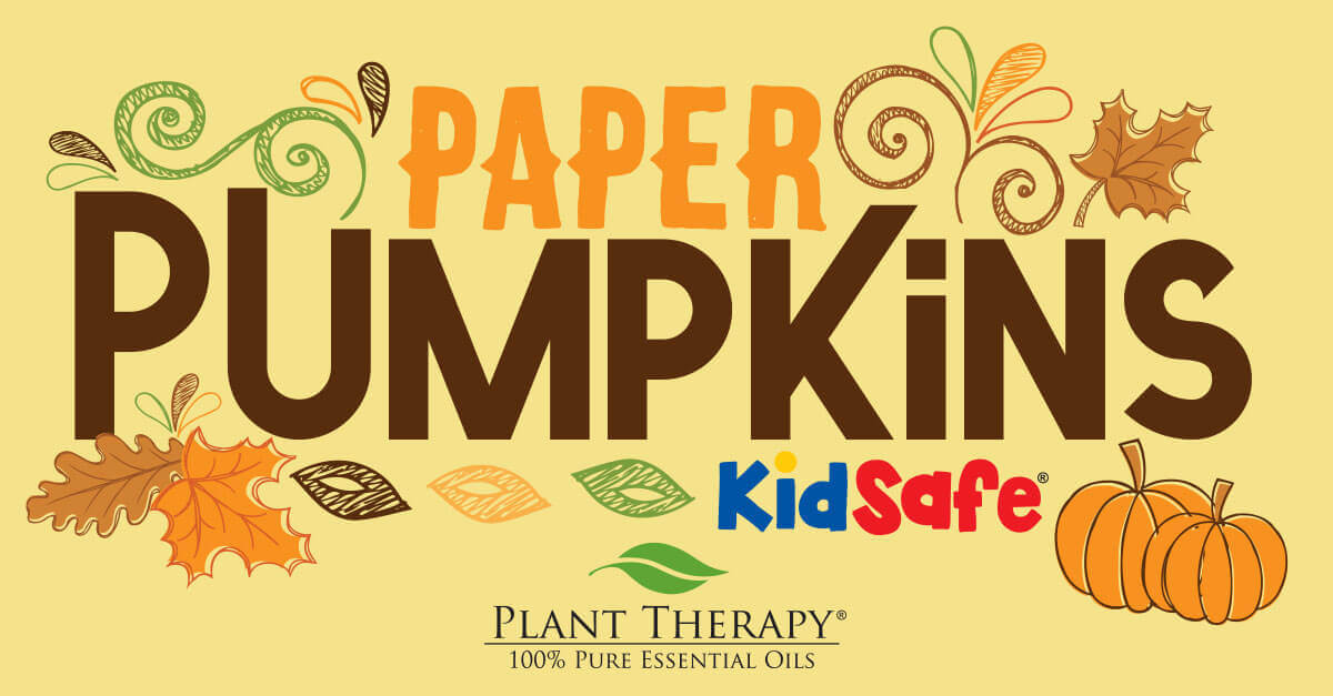 Plant Therapy fall blends 2018 Pumpkin Pie, Harvest Moon, Spiced Orange