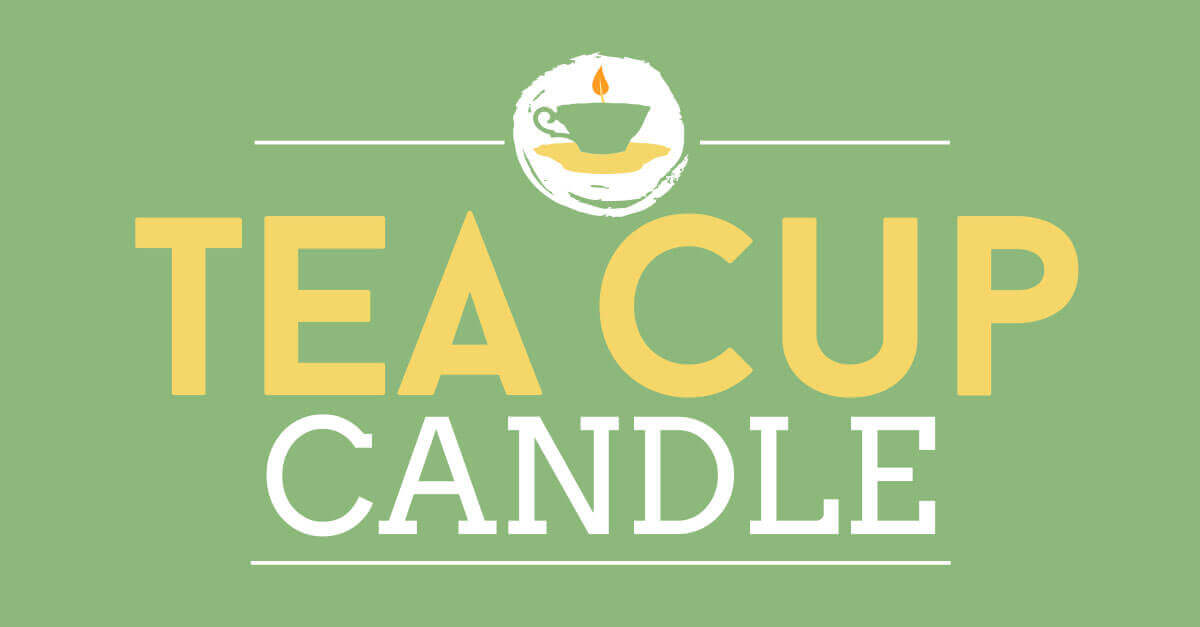 Fall Blend Teacup Candle
