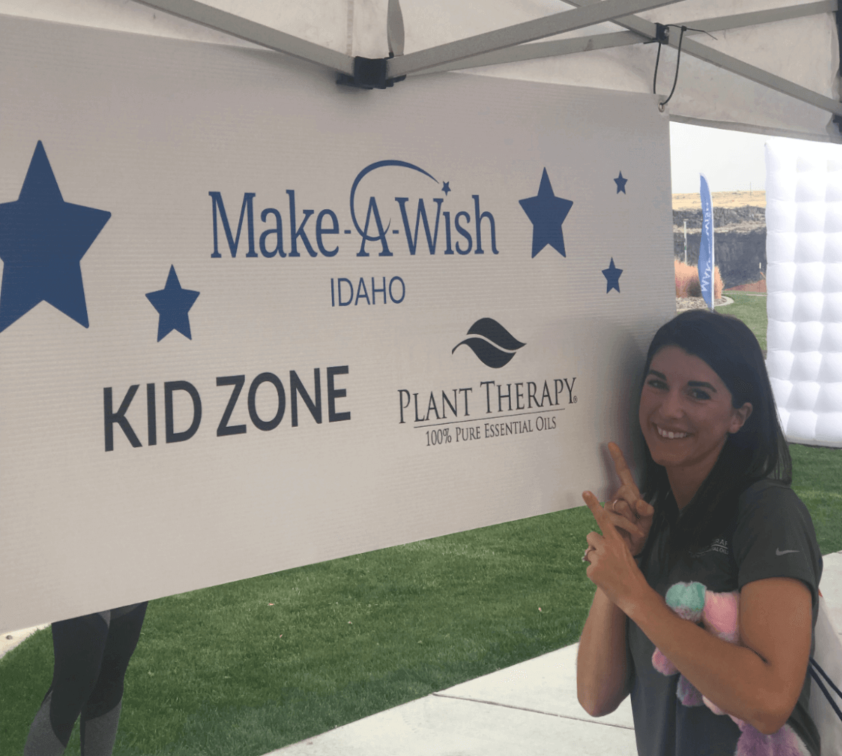 Giving Back: Make-A-Wish Plant Therapy Essential Oils