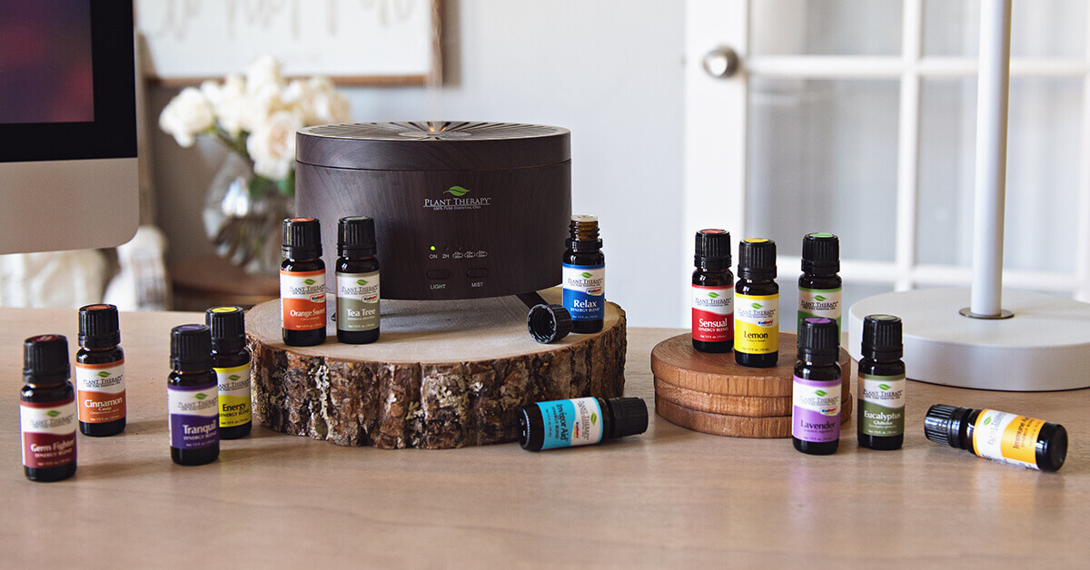 Plant Therapy essential oil diffuser gift guide