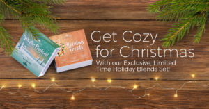 Cozy for Christmas Set: New Holiday Blends Are Here!