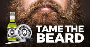 7 Essential Beard-Tending Tips + DIY Essential Oil Shaving Cream