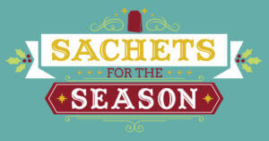 Essentials Video: DIY Scented Holiday Sachets