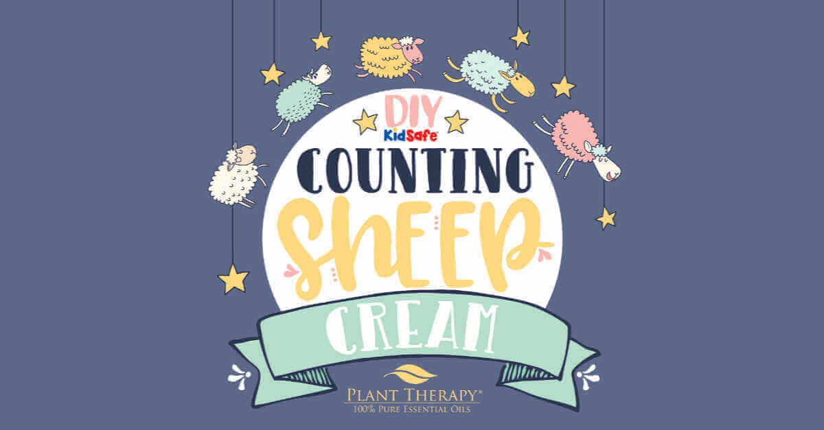 counting sheep essential oil DIYs