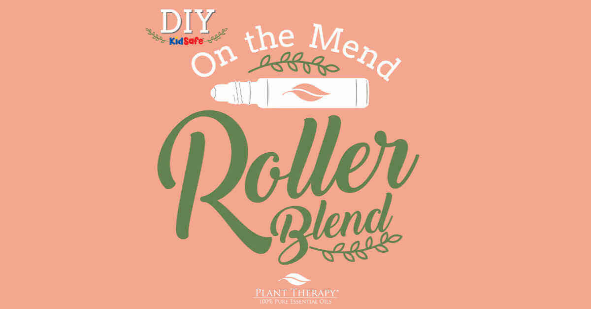 on the mend roller blend essential oil DIYs
